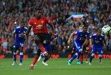 """Premier"" lygos starte – ""Manchester United"" pergalė ir puikus L.Shaw įvartis"
