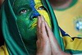 Futbolo karštligė Brazilijoje tęsis iki 2019 metų