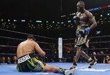 Po D.Wilderio kovos į ringą įžengęs L.Ortizas turėtų gauti trokštamą revanšą, T.Fury perspėjo A.Joshua
