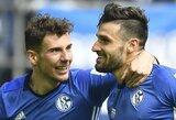 """""""Inter"""" ir """"Schalke"""" sužaidė lygiosiomis"""
