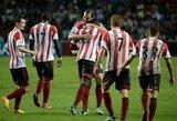 """Turnyras Azijoje: pirmoji """"Man City"""" pergalė draugiškose rungtynėse ir """"Sunderland"""" akibrokštas"""