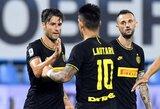 """""""Inter"""" vietiniame čempionate iškovojo triuškinamą pergalę"""