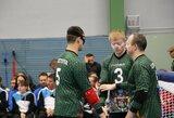 Lietuvos golbolo rinktinė pasaulio čempionato grupių etapą baigė pergalingai