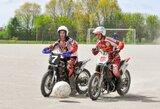 """Centrinės Europos motobolo lygos sezoną Kretingos """"Milda"""" pradėjo permainingai"""