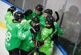"""10 metų lauktas lietuvių pasirodymas Europoje: """"Kaunas Hockey"""" dalyvaus Kontinentinės taurės turnyre"""