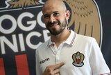 """Oficialu: """"Nice"""" klubą papildė patyręs Prancūzijos rinktinės gynėjas (+ 7 perėjimai)"""