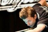 P.Labutis Europos pulo čempionate užėmė penktą vietą (atnaujinta)
