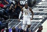 "Los Andželo derbyje – skambi ""Lakers"" pergalė"
