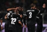 """""""Juventus"""" išvykoje pasityčiojo iš """"Pescara"""" klubo"""