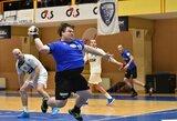 """""""Dragūnas"""" minimaliu skirtumu pralaimėjo Baltijos lygos mažąjį finalą"""