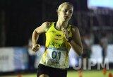 Karjeros pasirodymas: I.Serapinaitė iškovojo finalinio pasaulio taurės etapo bronzą, G.Venčkauskaitė finišavo ketvirta!