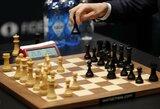 """Lietuviai išmėgino jėgas Europos greitųjų ir """"žaibo"""" šachmatų čempionate"""
