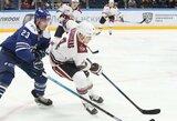 """Rygos """"Dinamo"""" neišlaikė persvaros ir pralaimėjo aštuntą kartą iš eilės"""