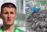 Turkijos žiniasklaida: įtariama, kad futbolininkas nužudė penkiametį sūnų
