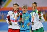 E.Balčiūnaitė iškovojo Universiados bronzą! (atnaujinta)