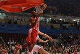 """""""Olympiacos"""" amerikietis sieks prasibrauti į stipriausią pasaulio lygą"""