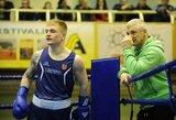 E.Petrauskas be kovos pateko į Lietuvos bokso čempionato finalą
