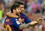 """""""Marca"""" sudarytame geriausių futbolininkų šimtuko viršūnėje – L.Messi"""