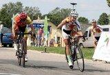 Lietuvos plento čempionato jaunių grupinėse lenktynėse – A.Gedraitytės ir R.Adomaičio triumfas