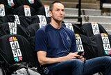 """A.Karnišovas nenori devynių mėnesių be krepšinio: """"NBA mes teikiame daug pasiūlymų, ką galėtume daryti toliau"""""""