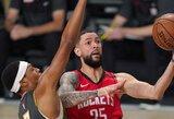"A.Riversas prisijungė prie ""Knicks"" komandos"