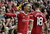 """Legendinis treneris S.A.Fergusonas pakomentavo C.Ronaldo sugrįžimą į """"Man Utd"""" klubą"""