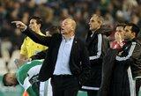 """""""Deportivo"""" klubas į pagalbą pasikvietė patyrusį trenerį"""