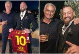"""J.Mourinho po susitikimo su C.McGregoru: """"Jam neįmanoma ištarti """"ne"""""""