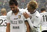 """""""Palermo"""" prezidentas: """"F.Vazquezą """"Milan"""" klubui parduočiau už 30 milijonų eurų"""""""