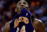 """""""Lakers"""" namuose gavo skaudų smūgį nuo NBA autsaiderių"""