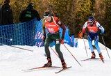 J.T.Boe paleido pergalę iš rankų persekiojimo lenktynėse, Lietuvos biatlonininkai taškų nepelnė