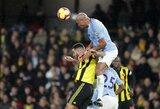 """P.Guardiolos efektas: """"Manchester City"""" demonstruoja 125 metus nematytą rezultatyvumą"""