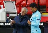 J.Mourinho vėl ignoravo klubo žvaigždę, PSG bando tuo pasinaudoti