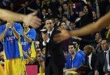 """""""Maccabi"""" akcijų įsigiję amerikiečiai klubo biudžetą padidins iki 19 mln. eurų"""