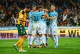 Penktas pralaimėjimas iš eilės: Lietuva sutriuškinta Slovėnijoje