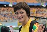 Lengvosios atletikos varžybose Prancūzijoje – Z.Sendriūtės pergalė