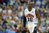 K.Bryantas po Olimpiados ketvirtfinalio mačo privalėjo atlikti dopingo testą