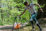 Pasaulio studentų orientavimosi sporto čempionate A.Bartkevičius sprinte buvo 8-as