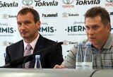 Futbolo rinktinių treneriai paskelbė komandų sudėtis artėjančioms atrankos rungtynėms