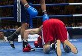 V.Karpačiausko vardo jubiliejiniame tarptautiniame bokso turnyre nepralenkiami buvo lietuviai