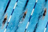 Trys lietuviai pateko į Europos jaunių plaukimo čempionato pusfinalį