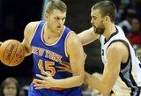 """""""Clippers"""" sudarė sutartį su geriausią karjeros sezoną sužaidusiu vidurio puolėju"""