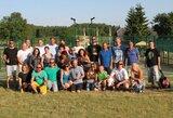"""Padelio teniso mėgėjai varžėsi """"Dubingiai Open 2015"""" turnyre"""