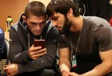D.Cormier pagyrė C.Nurmagomedovą, N.Diazas pasisiūlė atleidžiamas iš UFC, o A.Lobovas ragina neatšaukti kovos prieš Z.Tuchugovą