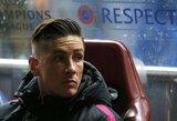 """F.Torresas planuoja baigti karjerą """"Atletico"""" klube"""