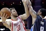 """""""Rockets"""" gali iškeisti D.Motiejūną"""