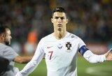 """C.Ronaldo motina: """"Futbolo mafija sutrukdė mano sūnui laimėti daugiau """"Ballon d'Or"""" apdovanojimų"""""""