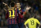 PSG vis labiau tiki, kad pavyks įsigyti Neymarą ir A.Sanchezą
