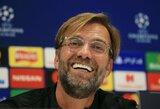 "Liūdna J.Carragherio prognozė: ""Nemanau, kad J.Kloppas pratęs kontraktą su ""Liverpool"""