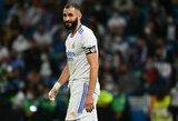 """""""Real"""" ir """"Villarreal"""" komandų susitikimas baigėsi be įvarčių"""